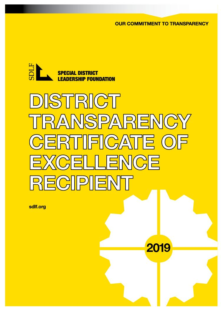 SDLF Transparency Cling 2019