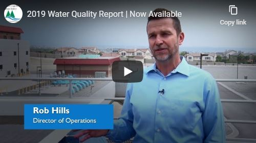 Water Quality Report Video